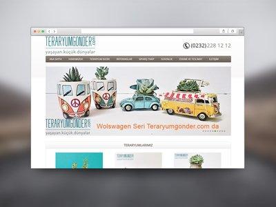 Web Tasarım Teraryumgonder