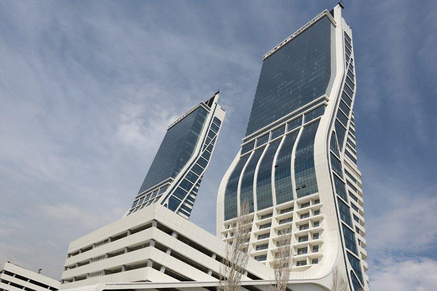AdresGezini İzmir Folkart Towers Genel Merkez