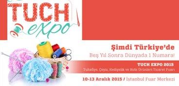 TUCH EXPO Bilişim Sponsoruyuz