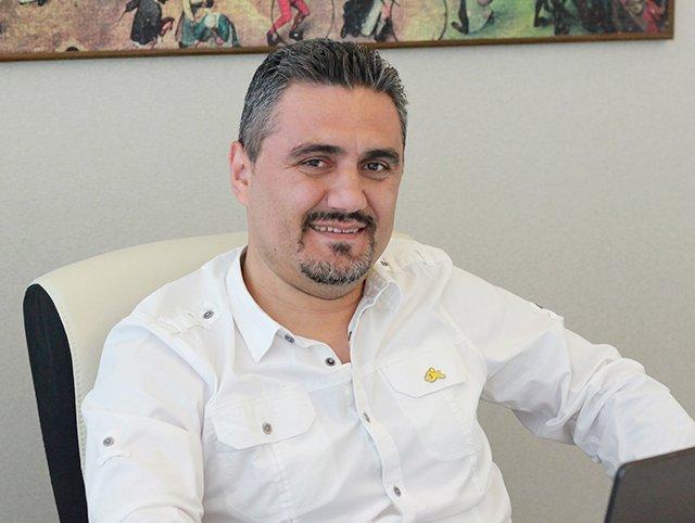 Dr. Bora Mocan - AR GE Teknik Ekip & Yönetim Kurulu Başkanı