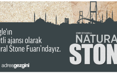 Natural Stone Fuarı - AdresGezgini